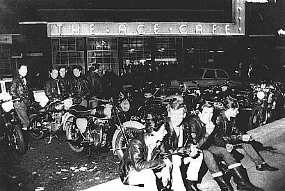 The Ace Café, en donde todo empezó