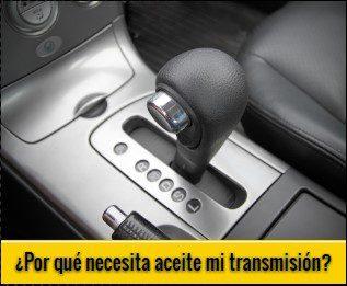 Aceite para transmisión.