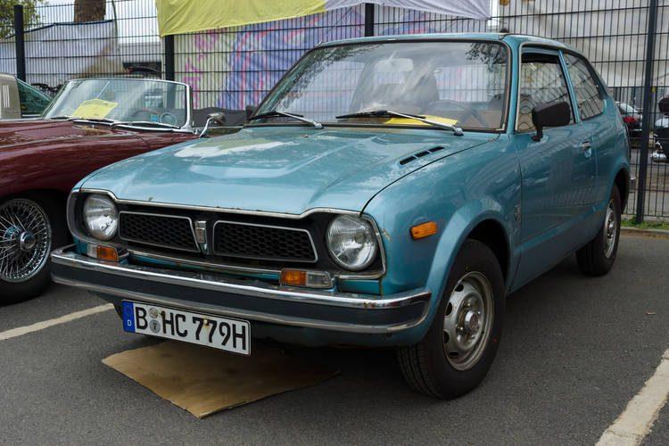 Honda Civic de 1972