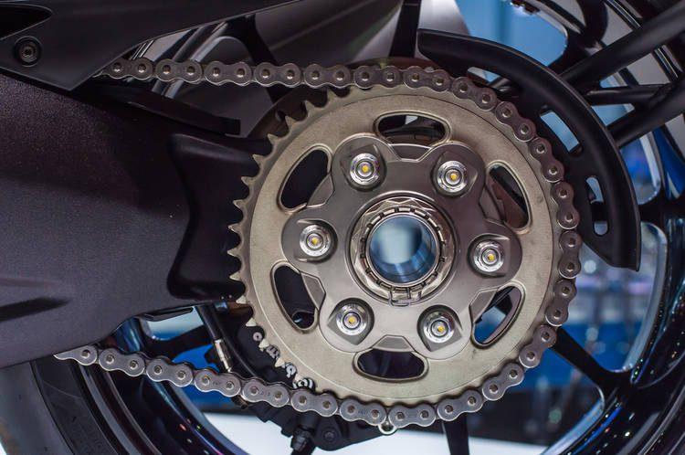 Engranaje de motocicleta
