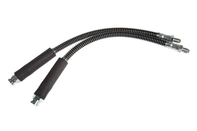 Líneas de frenos, indispensables para transmitir la fuerza de frenado.