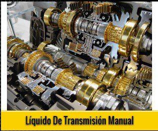 Líquido de transmisión manual