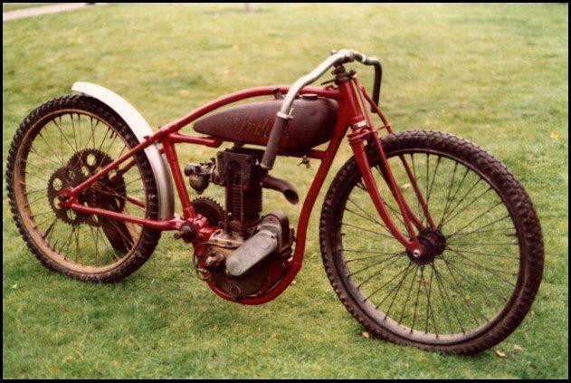 Motocicleta Indian