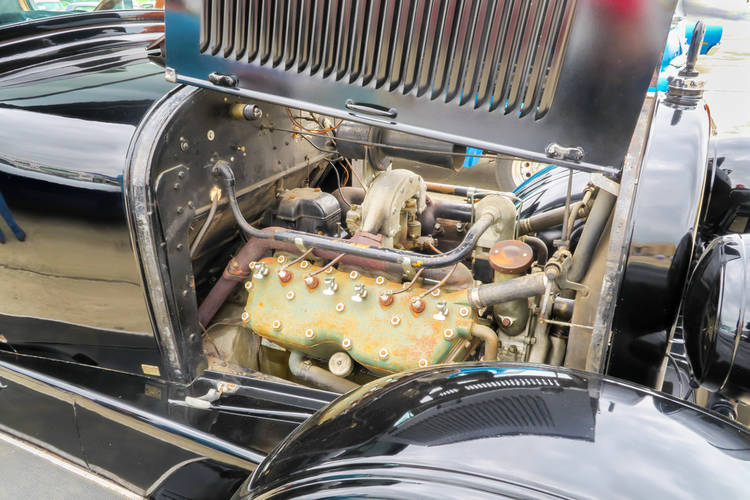 Motor de Ford Modelo T de 1908