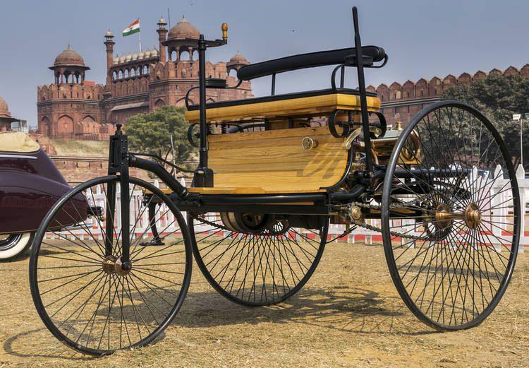 Motorwagen de Karl Benz