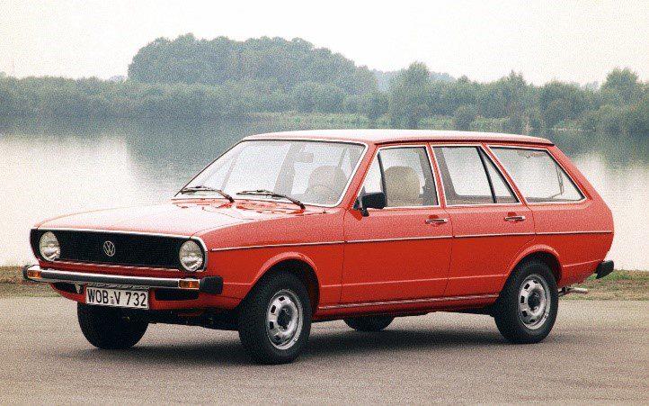 Volkswagen Passat 1973