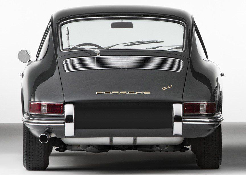 Porsche 911, 1966