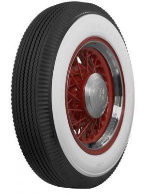 Ejemplo de los primeros neumáticos de hule industrializado.