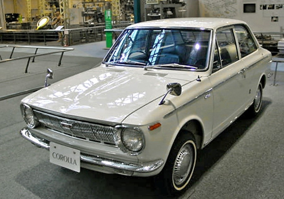 El primer Toyota Corolla