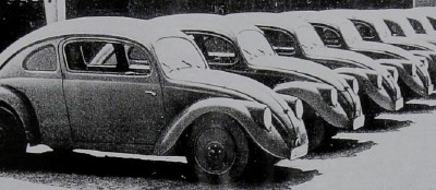 Primera generación del VW VOcho