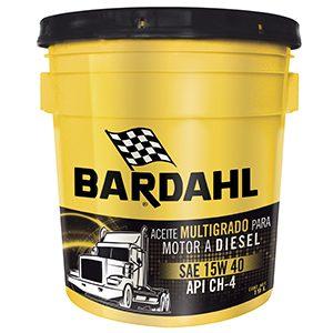 Bardahl Diésel Oil SAE 15W40 API CH-4/SJ