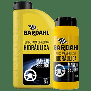 Fluido para Dirección Hidráulica Bardahl