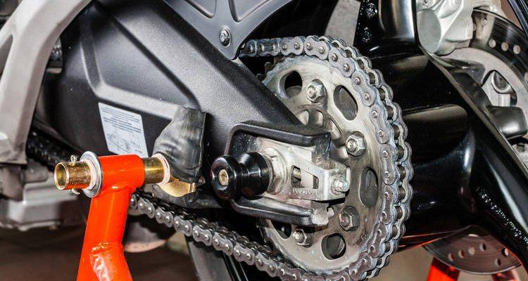 lubricacion moto