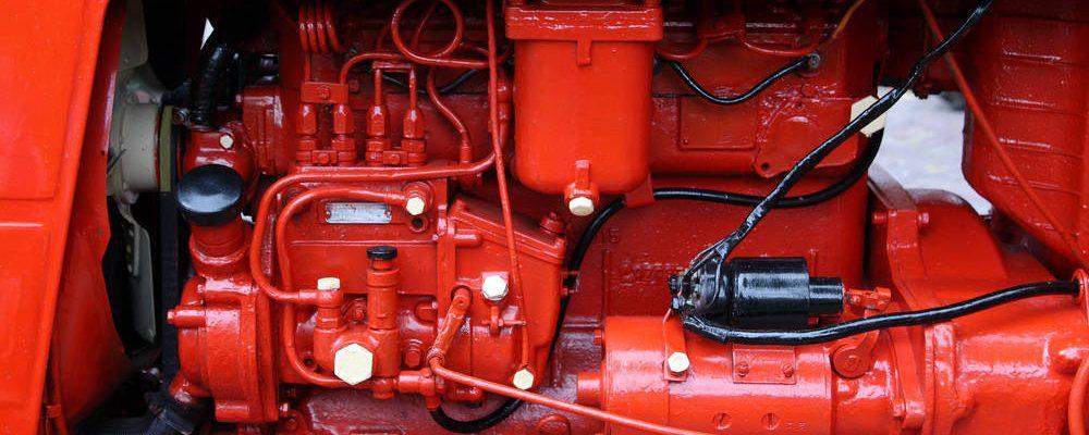 motor tractor maximo desempeno