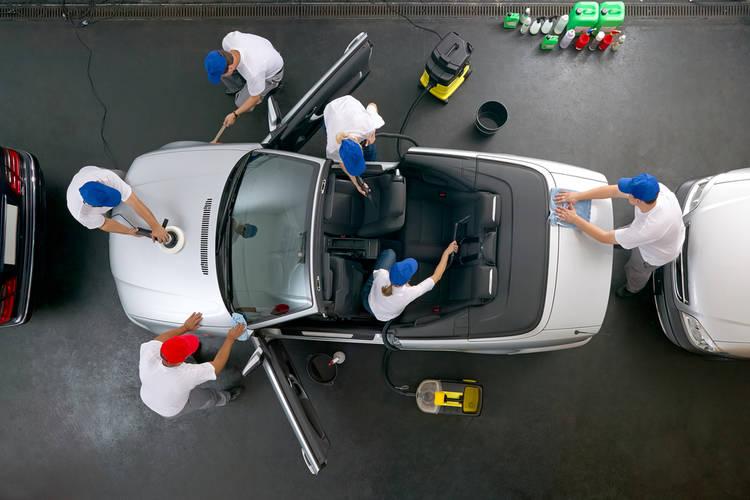 productos cosméticos auto