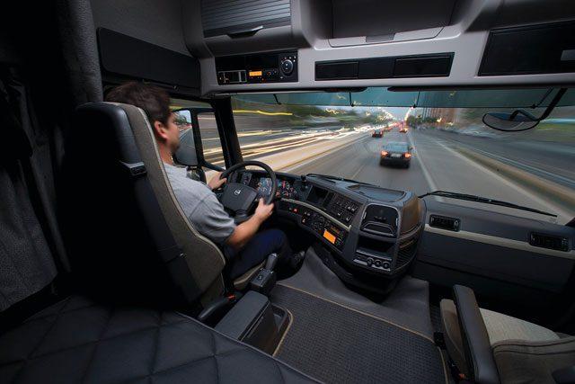 tips para conductores de camiones de carga