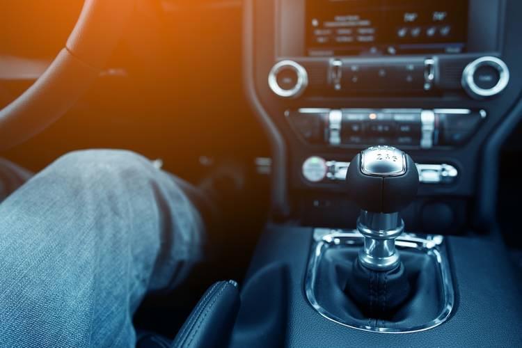 transmisión manual