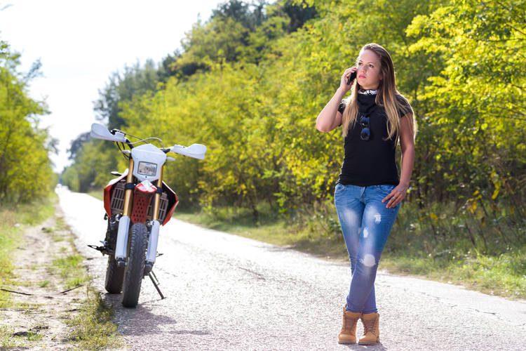 Problema Falta Aceite Moto