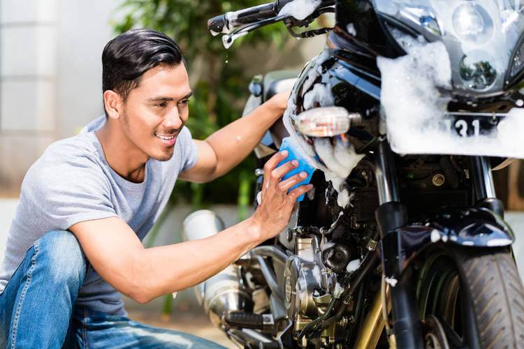 Lavar Moto