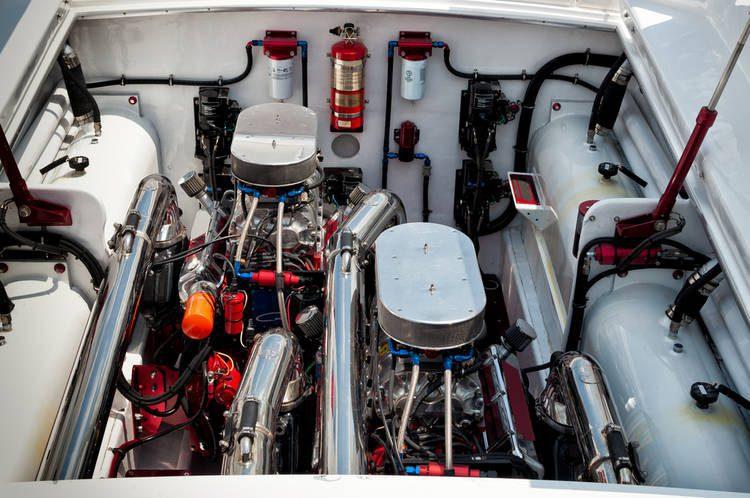 Motor Interior Borda