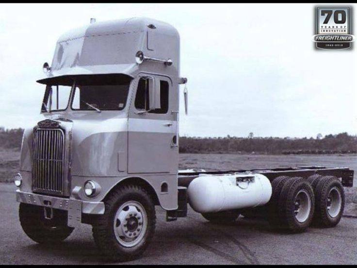 Camión Freightliner