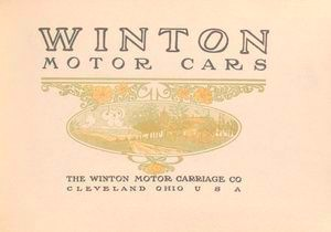 Logo Winton Motor Cars