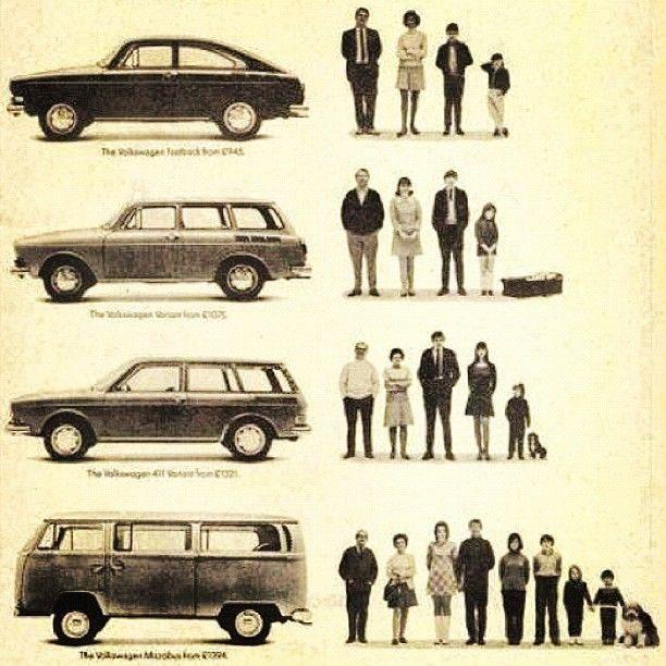 Miniván VW Anuncio