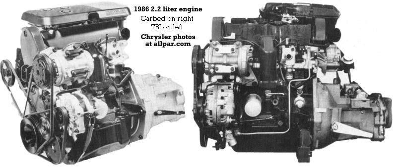Motor 4 Cilindros Dodge Caravan
