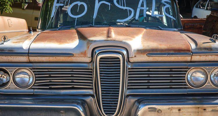 Fracasos Industria Automotriz