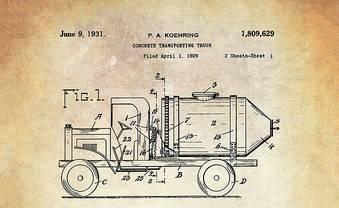 Patente Mezcladora