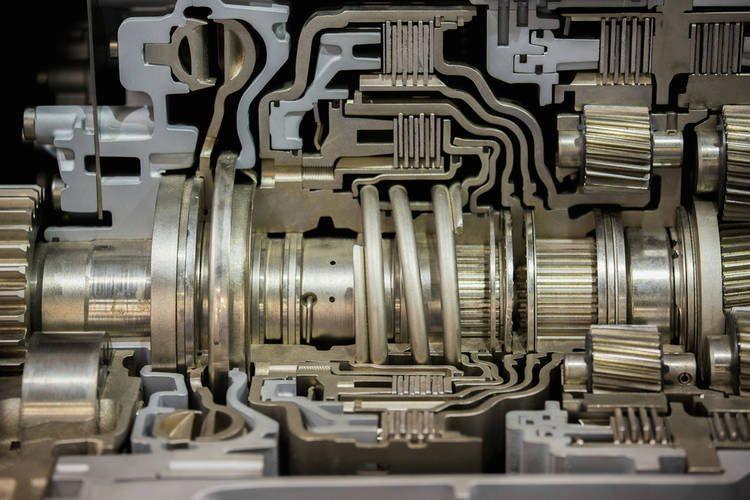 Complejidad Transmisión Automática