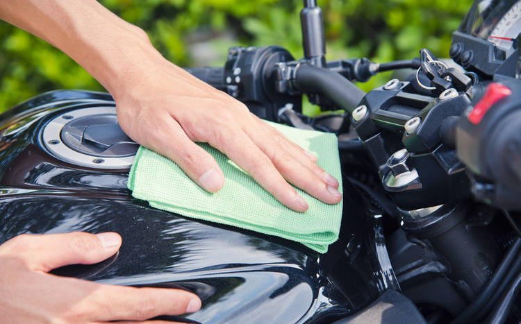 Lavar Moto Manual