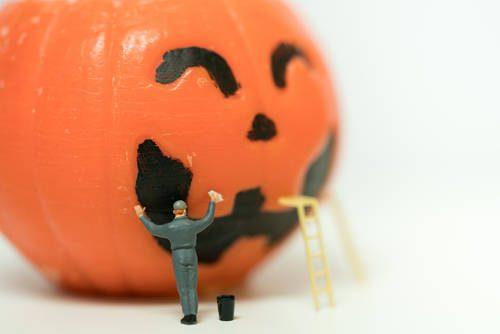 Limpieza Decoraciones Halloween Desengrasante