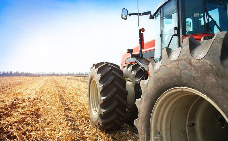 Mantenimiendo Tractor Limpia Lluvias