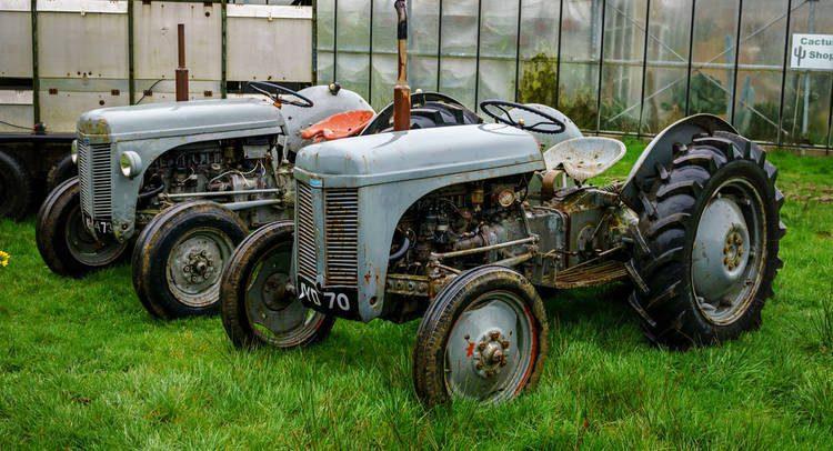 Evita Sobrecalentaminto Tractor