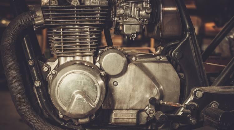Fricción Moto