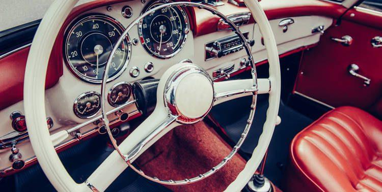 Auto Interiores Evitar Corrosión