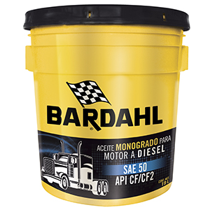 Bardahl Diesel Oil SAE 50 API CF