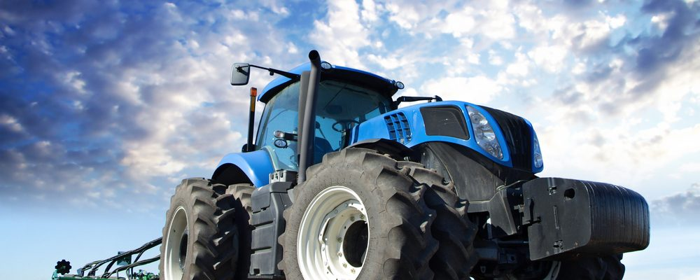 Evita Óxido Tractor