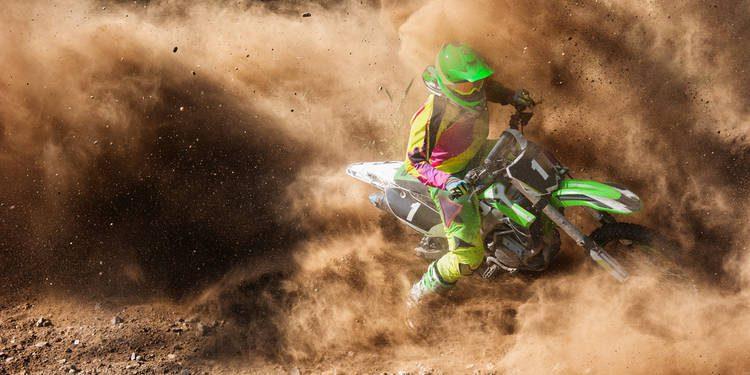 Lavar Moto Motocross Mantenimiento