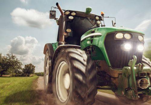 El Óxido en el Chasis del Tractor
