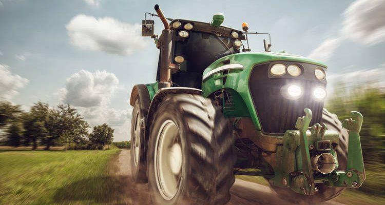 Oxidación Chasis Tractor