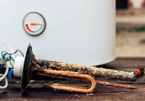 Evita el Óxido en tu Calentador de Agua