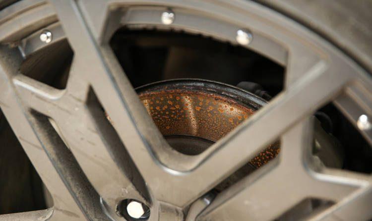 Evita Corrosión Sistema Frenos Auto