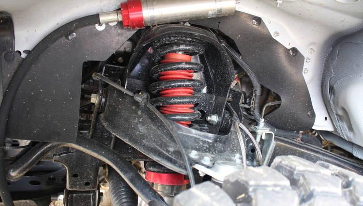 Corrosión Suspensión