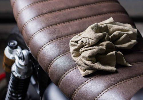 Protege el Asiento de tu Motocicleta