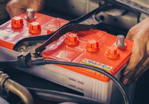 Evita que la Batería del Auto Genere Corrosión