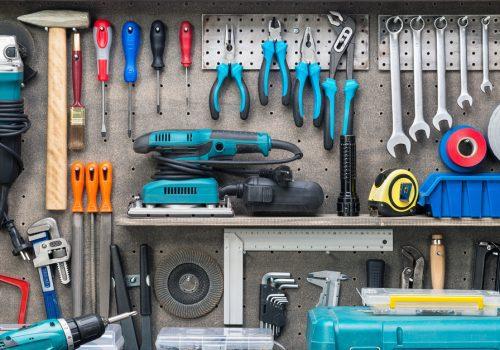 Evita que las herramientas con plástico se rompan