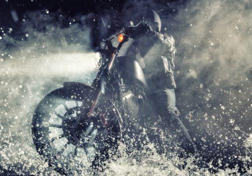Evita la resequedad de las mangueras en la moto