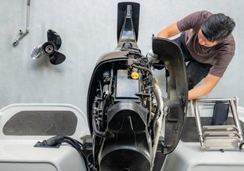 La protección necesaria para el motor de la lancha en verano